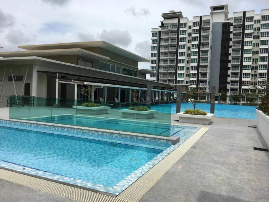 Swimming pool Condo C2-11-2 at Sri Utama