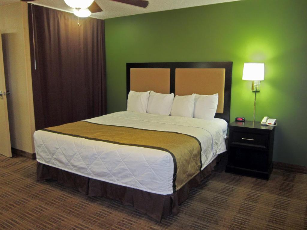 Bed Extended Stay America Orlando Theme Pks Major Blvd