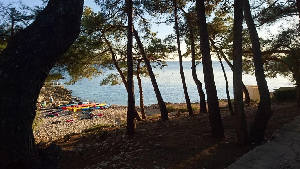playa Losinj Glamping Tents