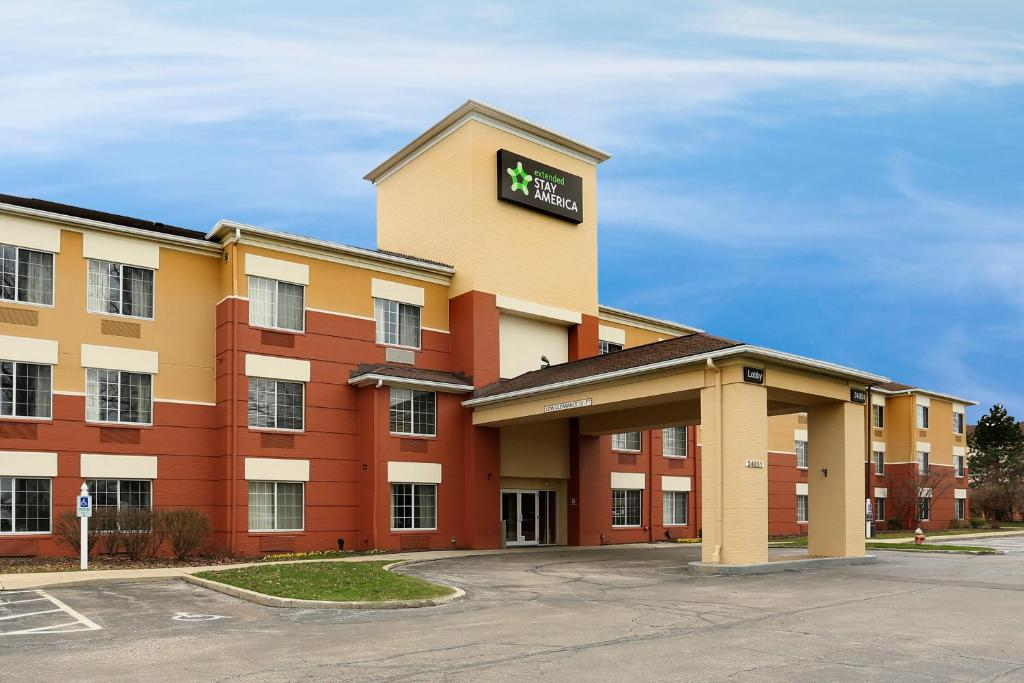 Extended Stay Hotels North Olmsted Ohio