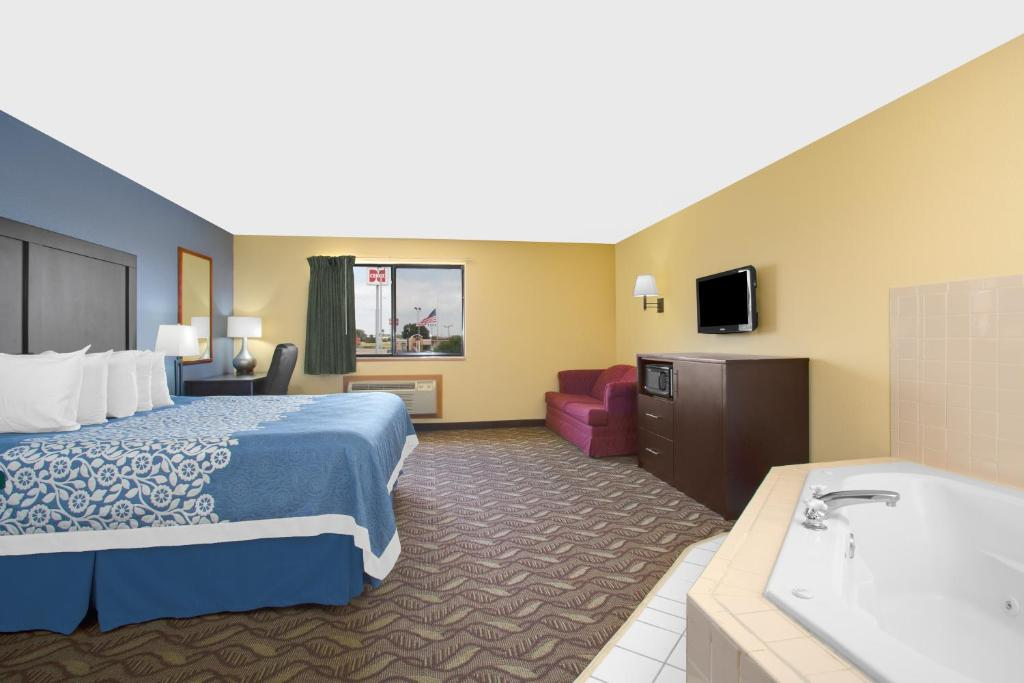 Quartos Days Inn by Wyndham North Platte