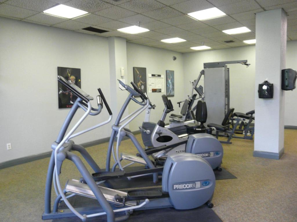 Centro de fitness South Seas Tower 4-602