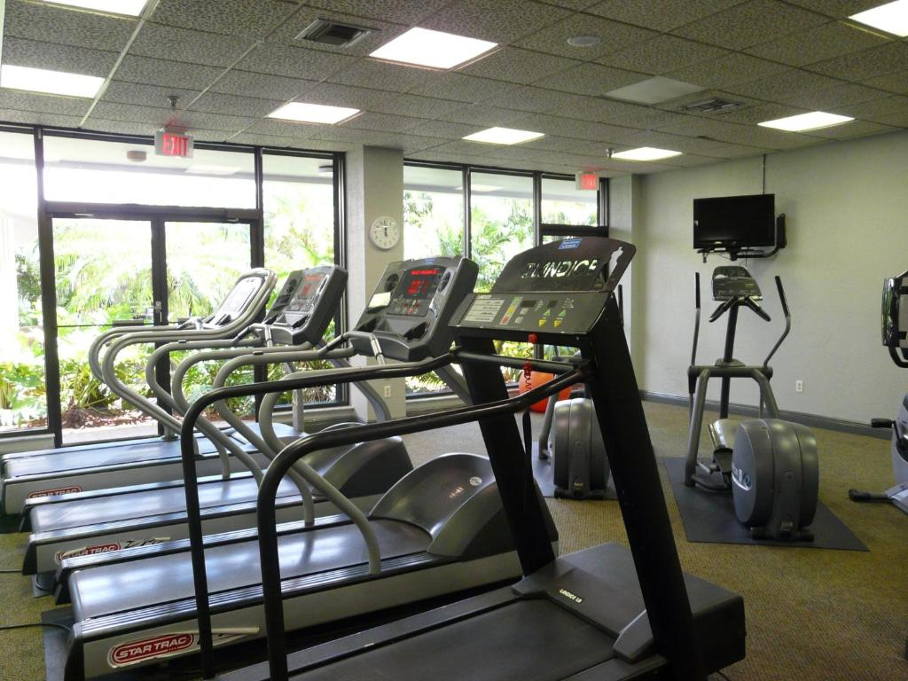 Apartamento 2 quartos - Centro de fitness South Seas Tower 4-602