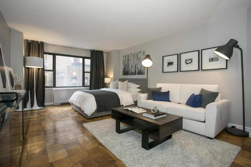 Modern Studio Apartment - Midtown East L - New York (NY