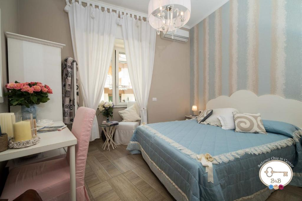 Double Room - Guestroom B&B Salerno Chic in Center