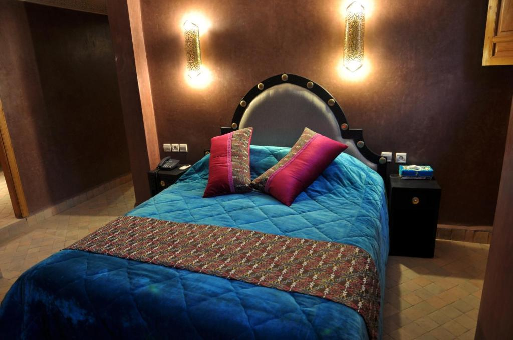 Queen Suite (2 Adults) - Bed Riad Andalib