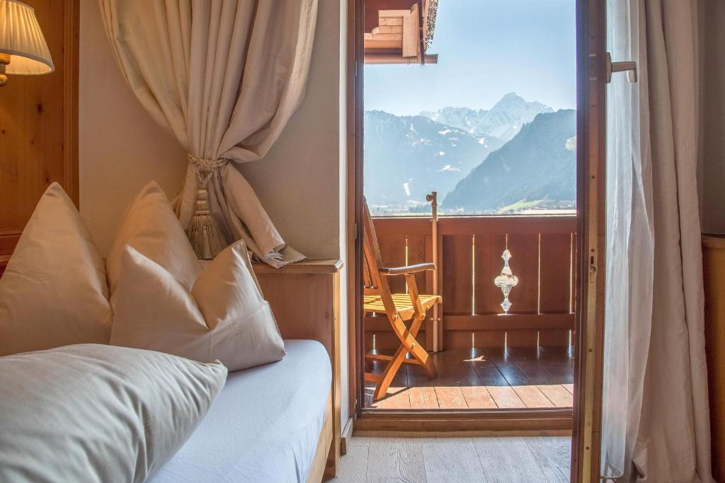 Single Room Romantik Hotel Alpenblick Ferienschlössl