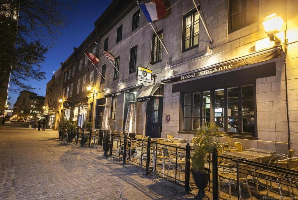 Best Price on Hotel Sainte-Anne in Quebec City (QC) + Reviews!