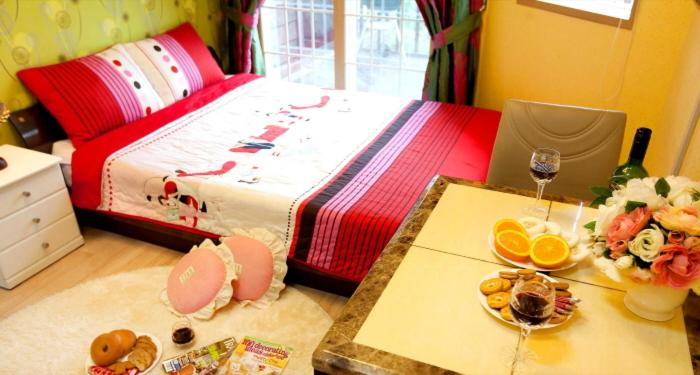 Phenomenal Full House Pension A Partir De 150 000 Krw Hotel A Download Free Architecture Designs Jebrpmadebymaigaardcom