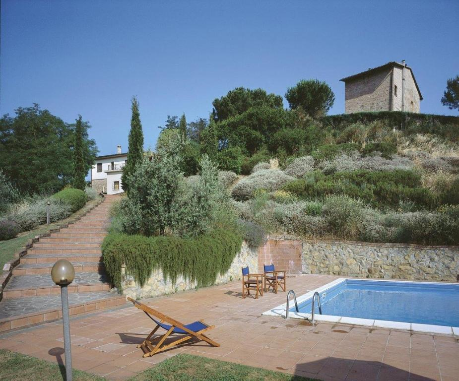 Appartement mit 1 Schlafzimmer La Pieve - Panorama of Tuscany
