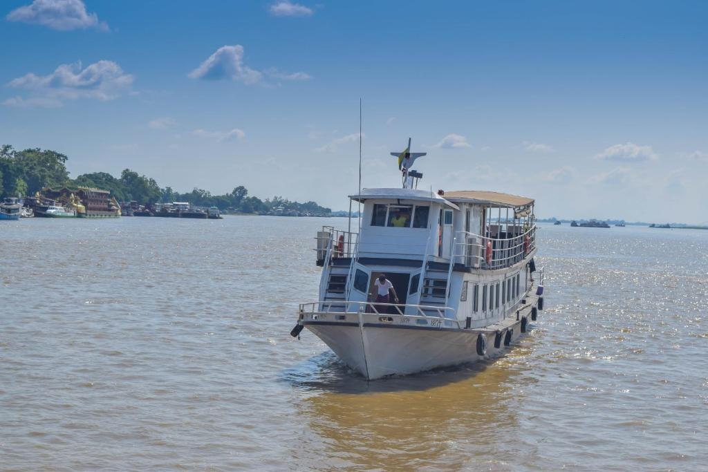 酒店外观 Chindwin Butterfly Privatise Boat (Bagan to Mandalay and around Mandalay) 5-days-4 nights