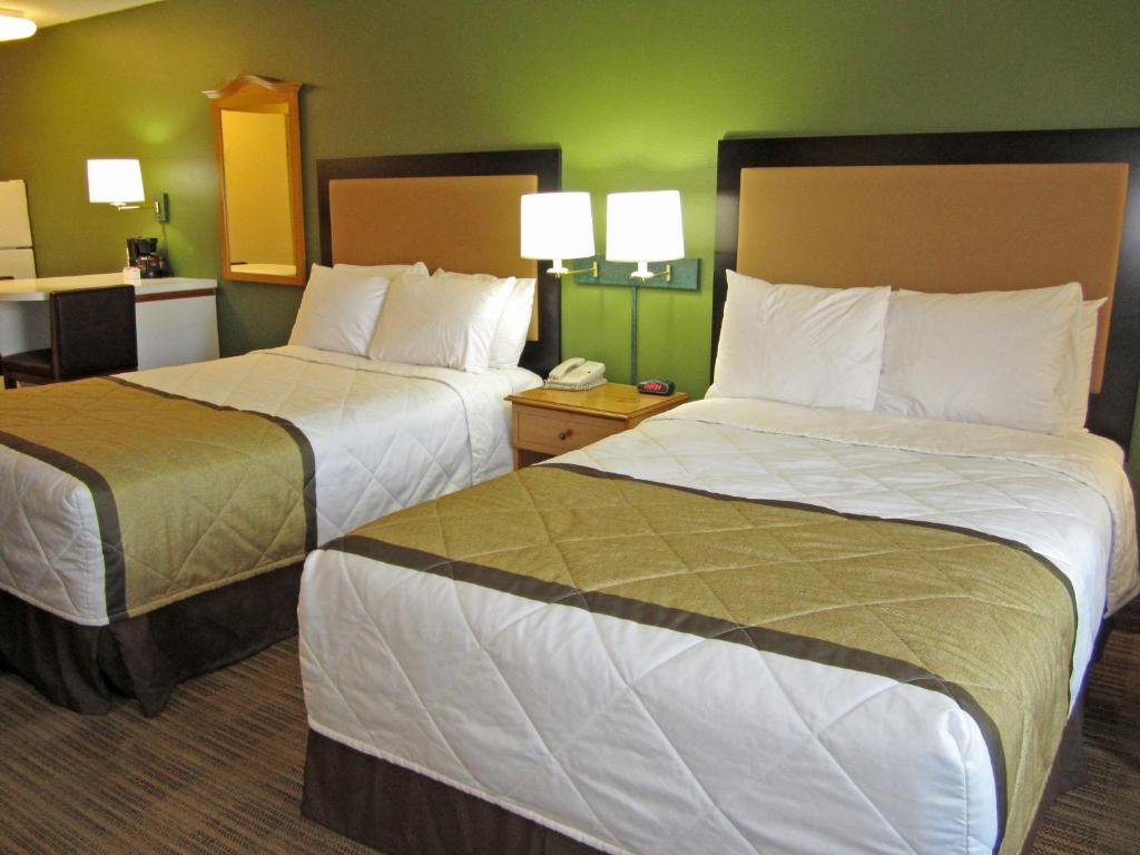 Cama Extended Stay America Phoenix Scottsdale Old Town
