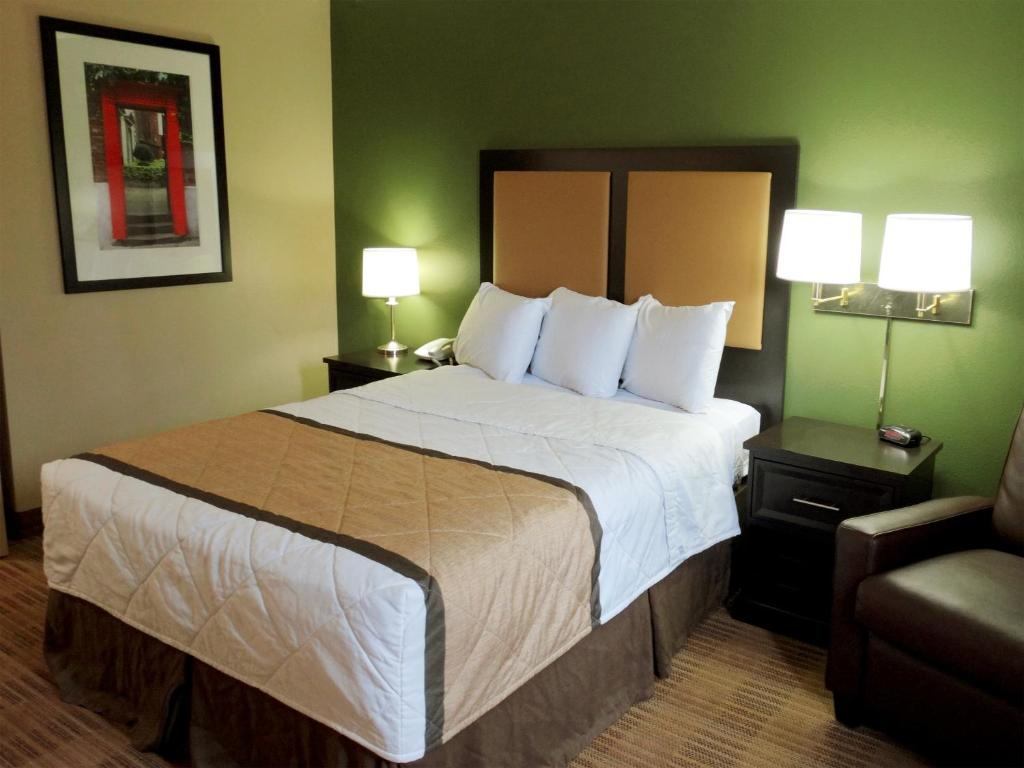Cama Extended Stay America Santa Rosa  South