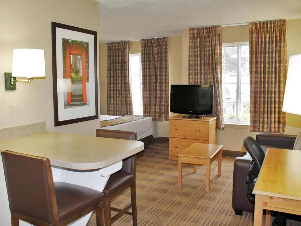 Quartos Extended Stay America Fremont Fremont Blvd South