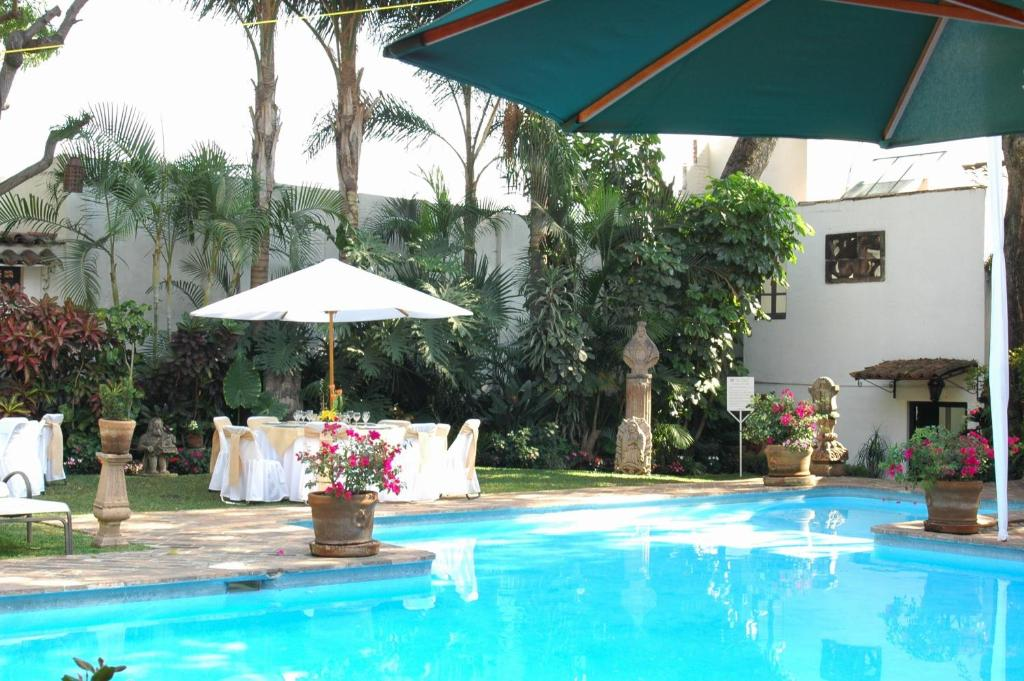 Piscina Hotel Casa Colonial - Adults Only