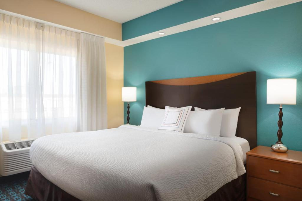 Quartos Fairfield Inn & Suites Minneapolis Bloomington/Mall of America