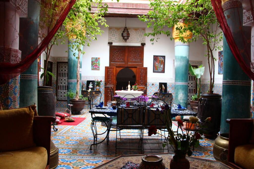 Double Room - View Riad Bibtia