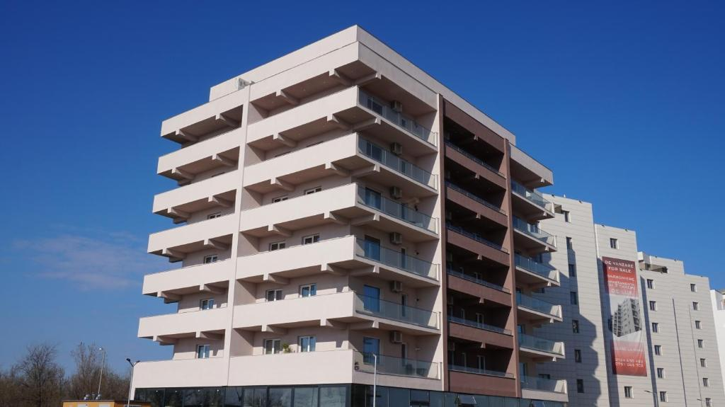 Είσοδος Funky Shell Apartment