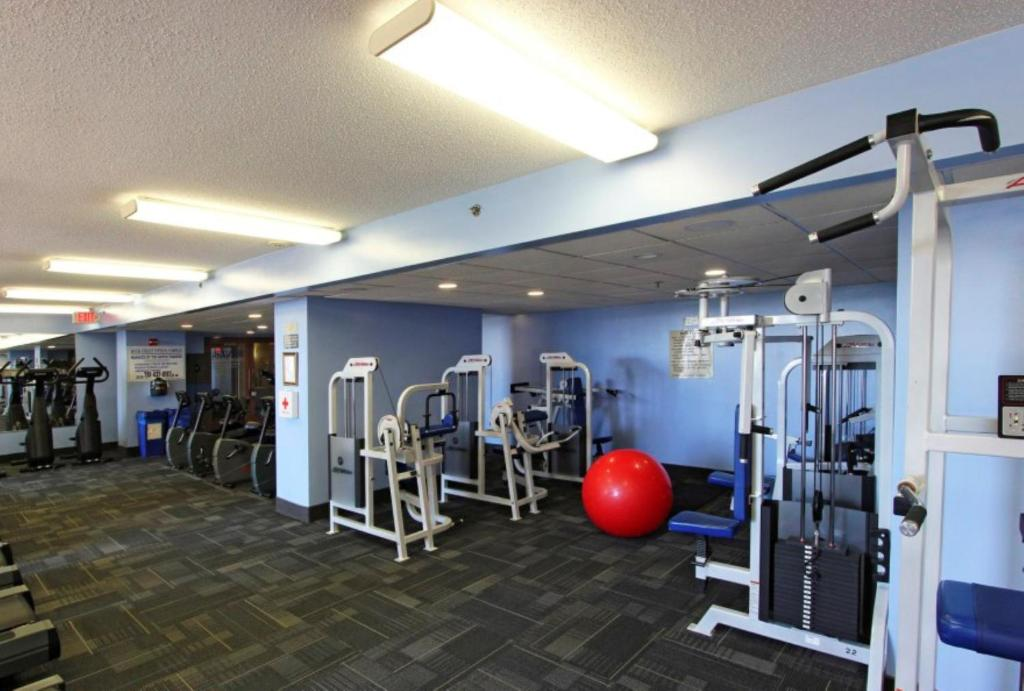 Centro de fitness Bluebird Furnished Apartments in the Heart of Hoboken