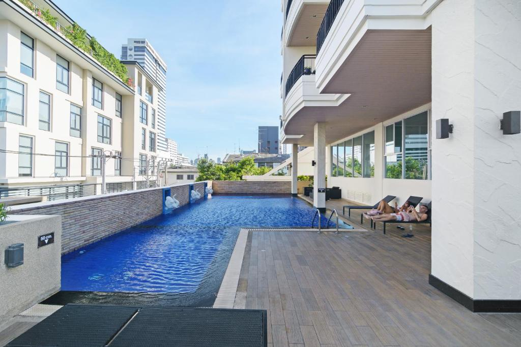 游泳池 Bangkok Yard By Favstay