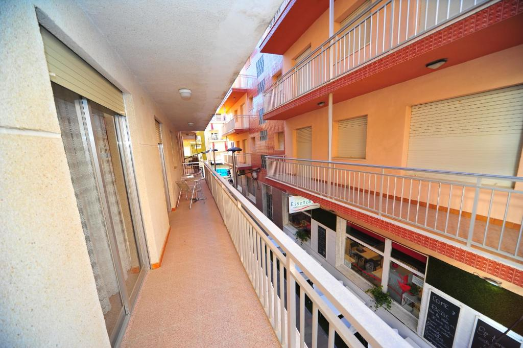 Balcony/terrace Apartamento Zona Centro Peniscola Orange Costa