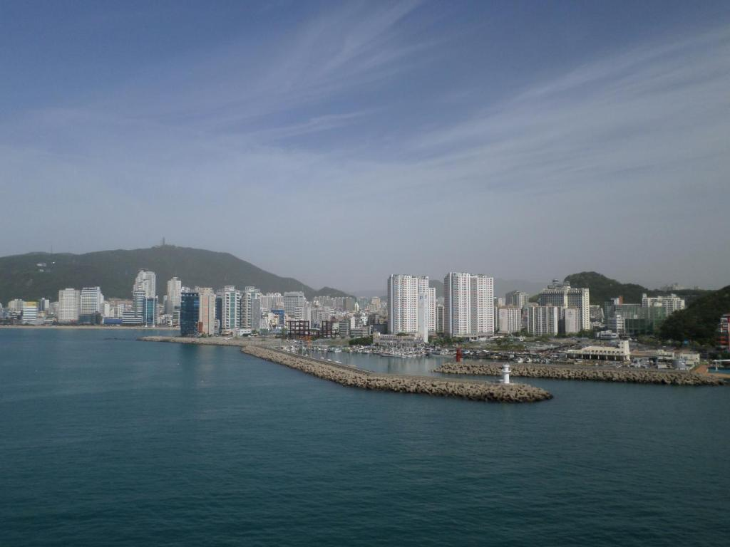釜山美景旅馆 - 钻石桥 (Beautiful View Busan - Diamond Bridge)