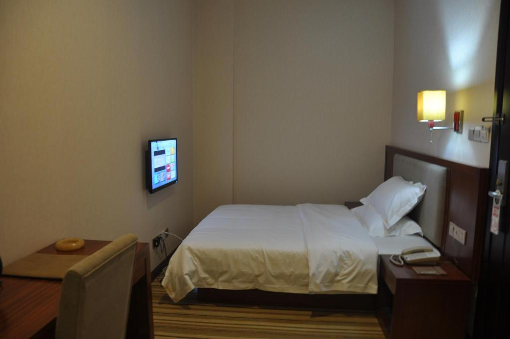 Mainland Chinese Citizens-No window-Budget Double Room Mushang Boutique Hotel