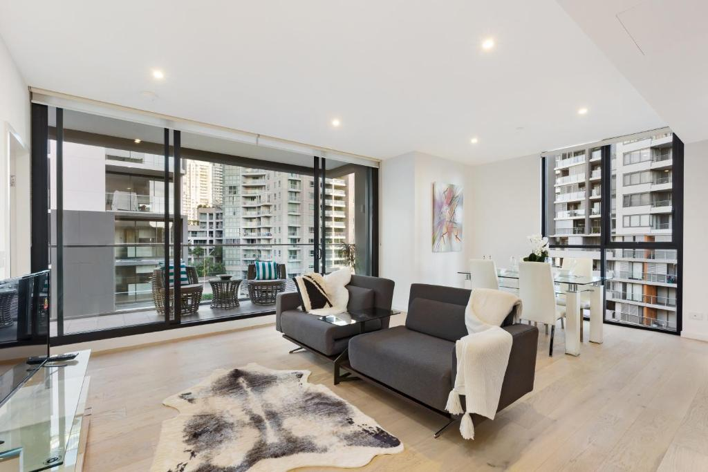 Chatswood Self Contained Modern 1 Bedroom Apartment 512and