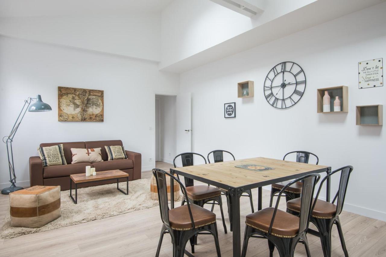 L\'Industriel, loft de 2 chambres, Villa Saint Charles - Paris, Ile ...