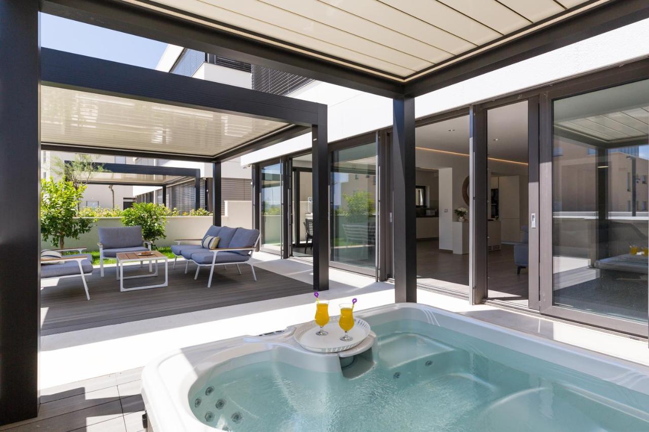 Luxury Apartment Periska with jacuzzi & pool - Zadar, Croatia ...