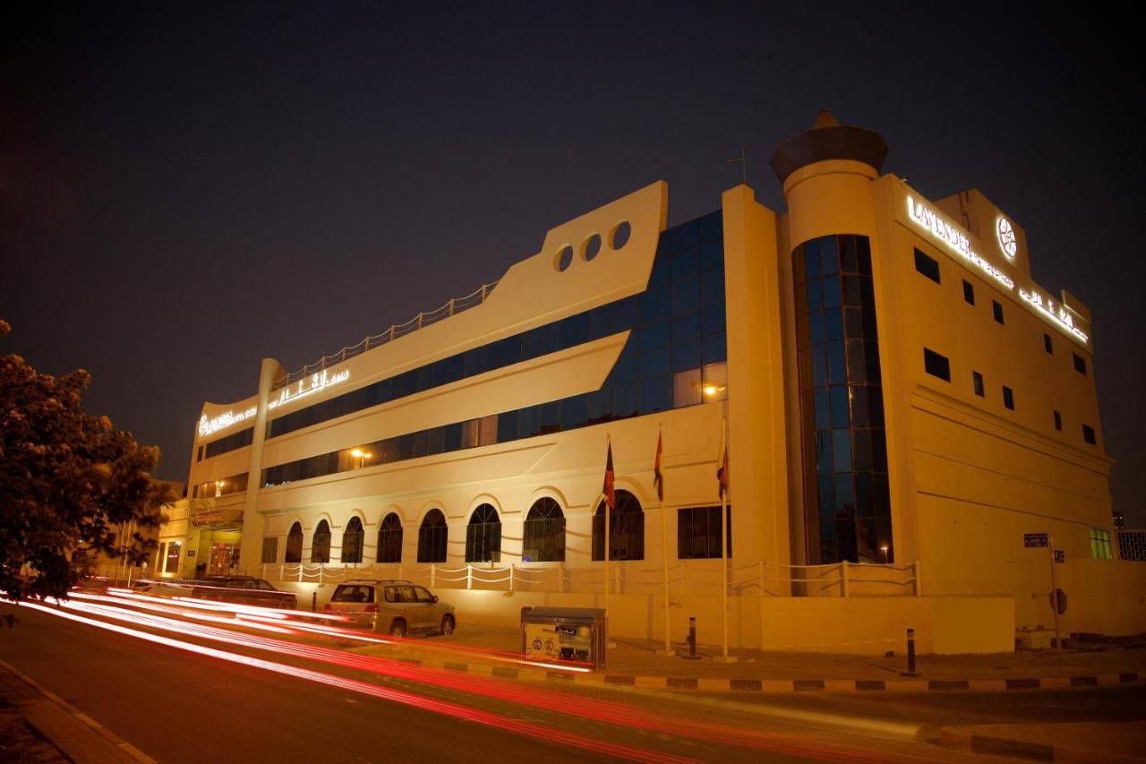 Lavender Hotel Sharjah (Previously Lords Hotel), Charjah