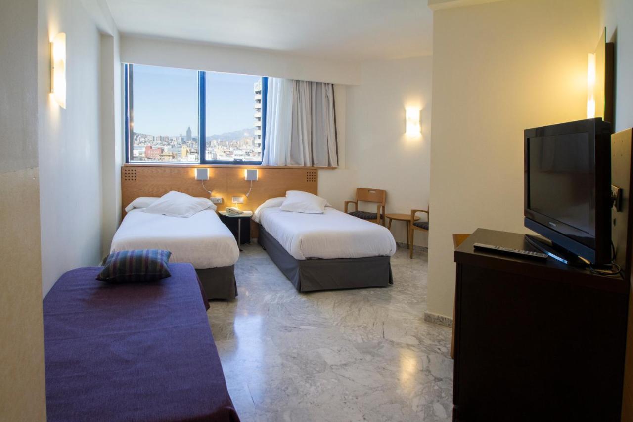 Отель мадейра в бенидорме цена