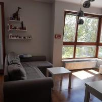 noclegi new and modern Garnizon 2 rooms apartments 10 min to old town, great location,, Sopot -15 min, fully arranged , garage- parking for free Gdańsk