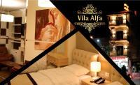 Hotel Vila Alfa, Hotel - Korçë