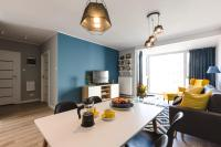 noclegi Beautiful new apartment! Gdańsk