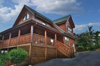Celebration Lodge - Four Bedroom, Prázdninové domy - Sevierville