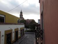 Posada del Carmen, Fogadók - San Luis Potosí