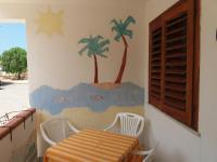 La casa con le palme, Дома для отпуска - Сан-Вито-Ло-Капо