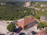 Logis Hôtel Le Belvédère, Szállodák - Rocamadour