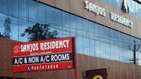 Sanjos Residency, Hotely - Kottayam