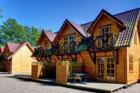 noclegi ANDILAND Komfortowe domki drewniane Karwia