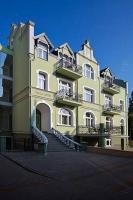 noclegi Apartamenty Villa Artis Świnoujście