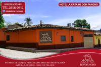Las casas de Don Pancho, Отели - El Molino