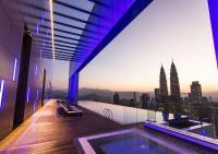 Pine Luxury Residence @ Platinum Suites KLCC, Apartments - Kuala Lumpur