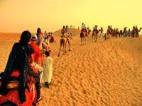 Hummer Desert Safari Camp, Resorts - Jaisalmer