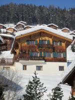Chalet Etoile, Alpesi faházak - Grimentz