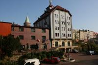 Hotel-Restauracja Spichlerz, Hotely - Stargard