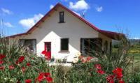 The Strawbale Home, Oturehua - Central Otago, South Island, New Zealand