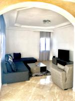 Appartement de luxe avec jardin privé., Ferienwohnungen - Casablanca