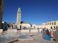 北非梦, Magánszállások - Casablanca